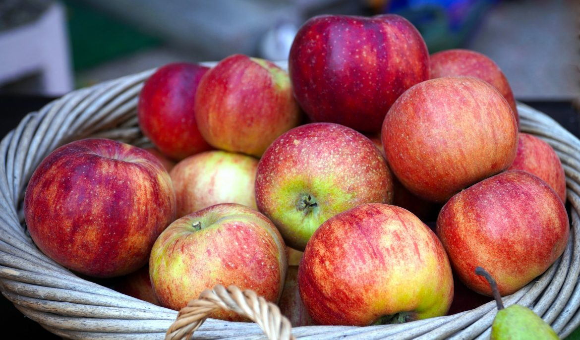Eat a Red Apple Day ~ December 1st
