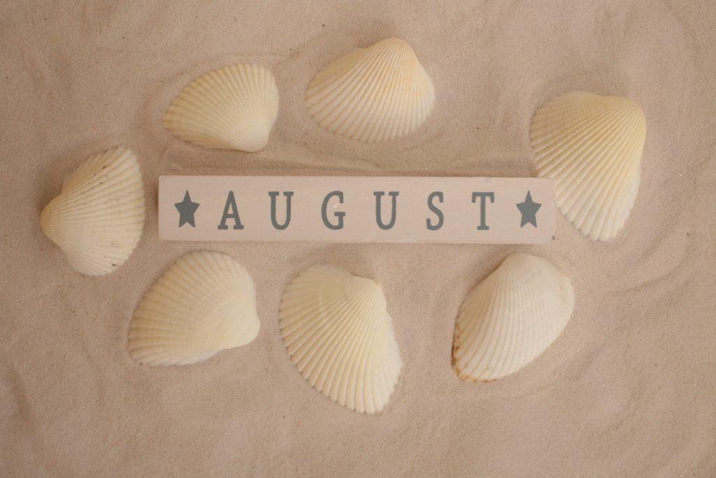 August Banner