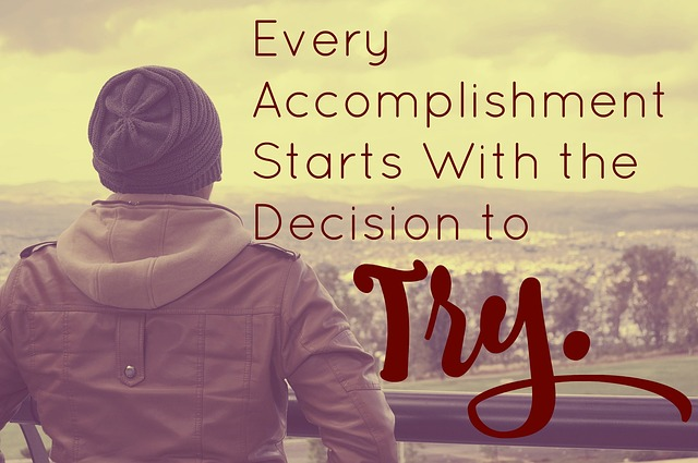 Every accomplishmemt