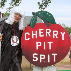 cherry-pit-spitting-contest