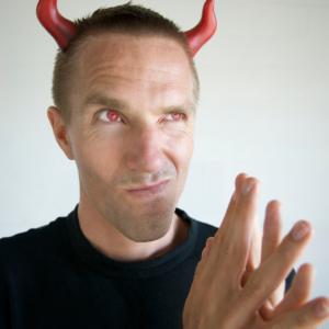 devilish-man