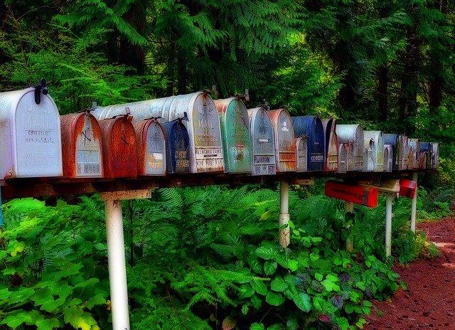 National Postal Worker Day ~ July 1