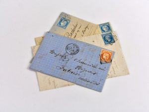 old-letters-post-office