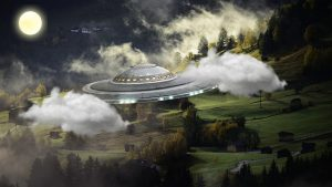 ufo-over-countryside